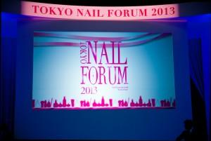Tokyo Nail Forum 2013