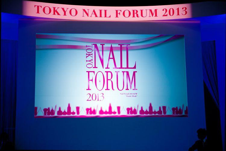 東京ネイルフォーラム2013見に行ってきました!!